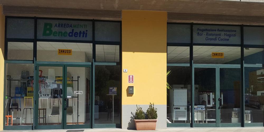 Benedetti mobili roma great pareti attrezzate with for Binacci arredamenti divani