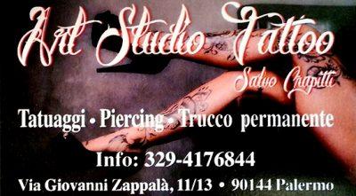 ART STUDIO TATTOO & PIERCING