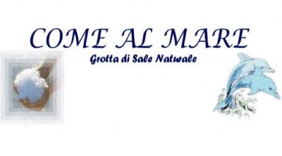GROTTA DI SALE NATURALE COME AL MARE