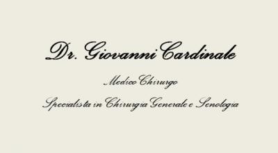 DR. GIOVANNI CARDINALE – SENOLOGO