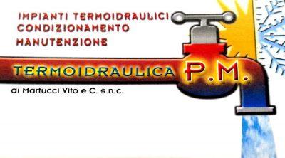 TERMOIDRAULICA P.M. DI MARTUCCI VITO E C. SNC