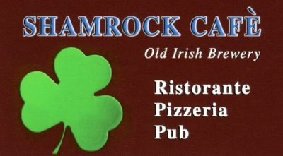 SHAMROCK CAFÈ OLD IRISH BREVERY