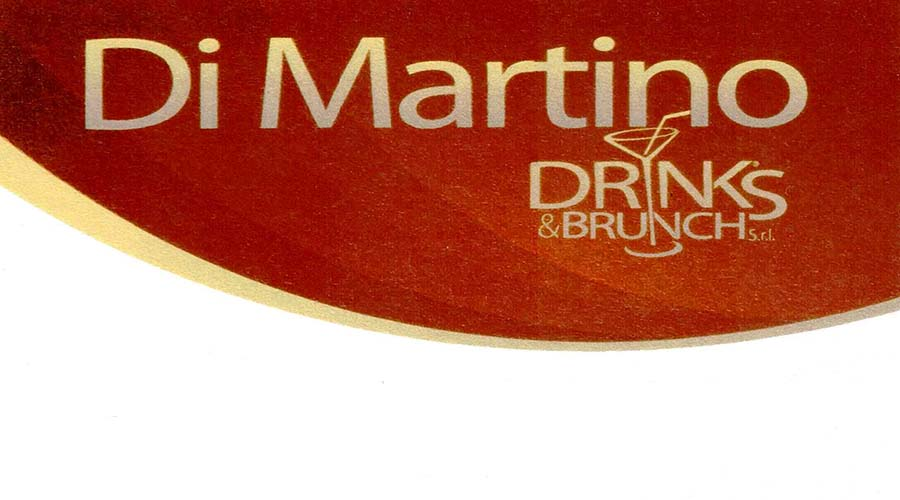 DI MARTINO DRINKS & BRUNCH
