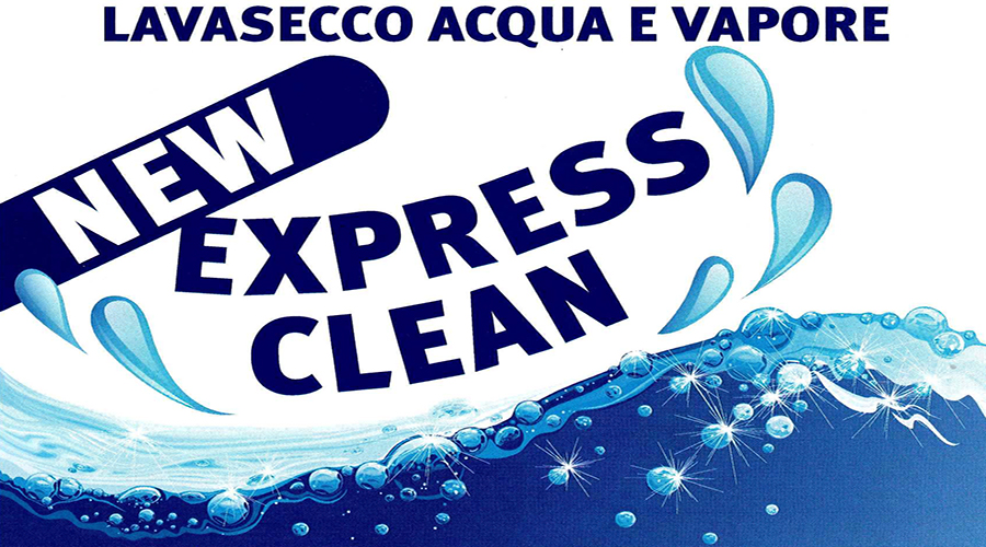 LAVASECCO NEW EXPRESS CLEAN
