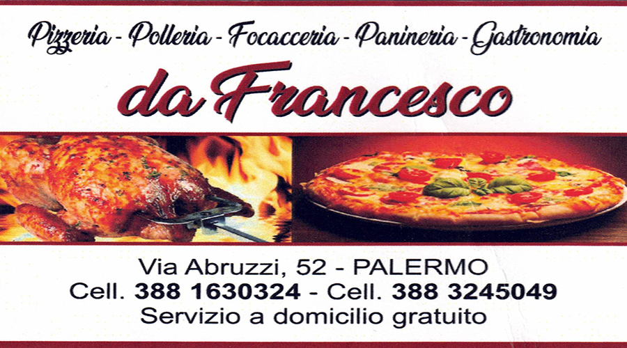 PIZZERIA POLLERIA DA FRANCESCO